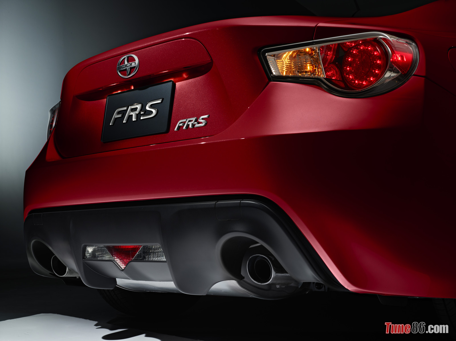 Scion FRS frs official photo 06