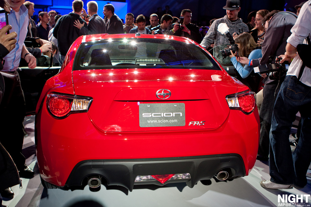 Scion FRS frs reveal 08