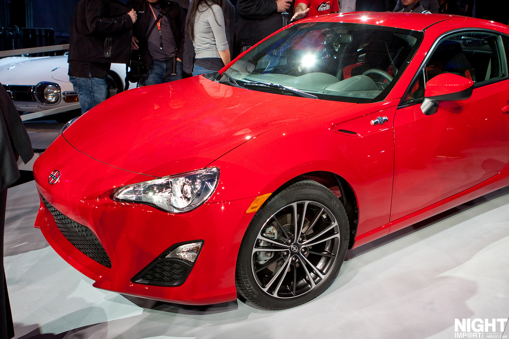Scion FRS frs reveal 09