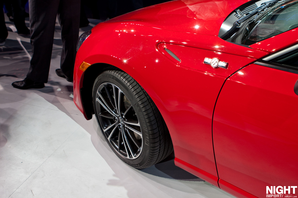 Scion FRS frs reveal 10
