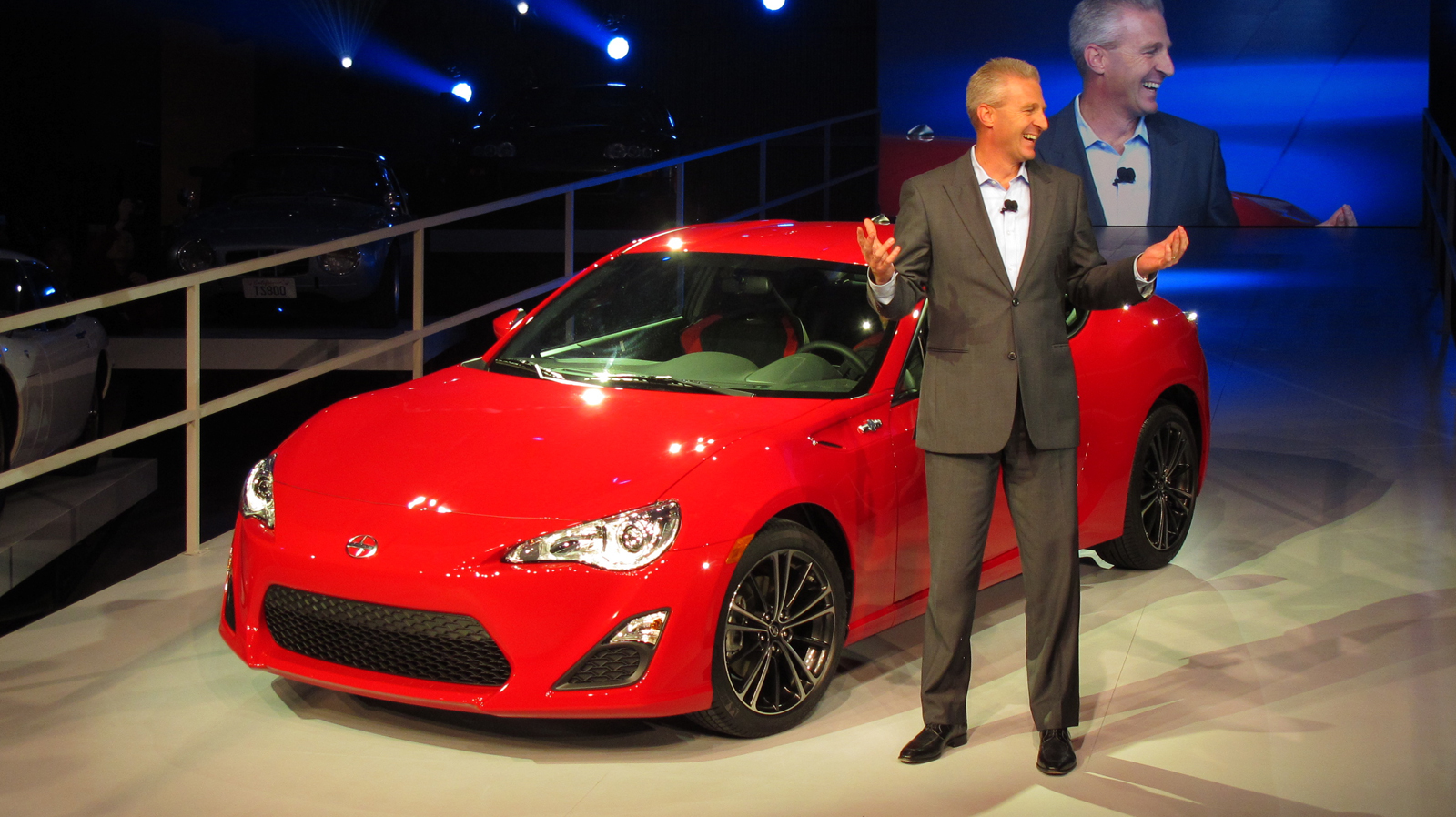 Scion FRS frs reveal 11