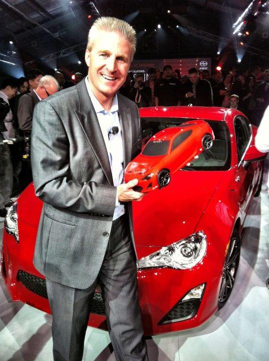 Scion FRS frs reveal 19