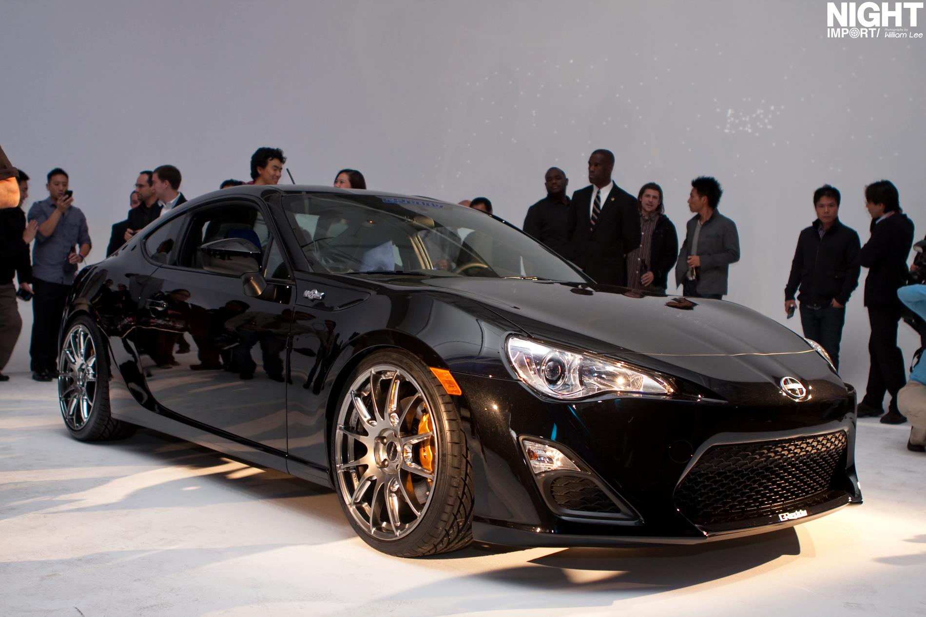 Scion FRS frs reveal 20