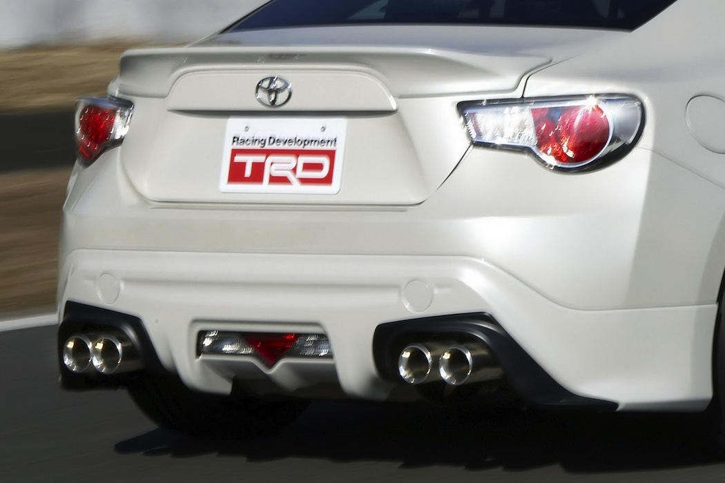 Toyota 86 Trd Edition Tune86