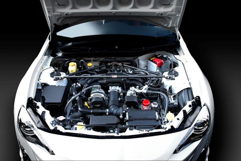 Toyota 86 Trd Edition Tune86