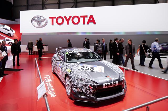 2012genevamotorshowtoyotagt86 04 gazoo racing