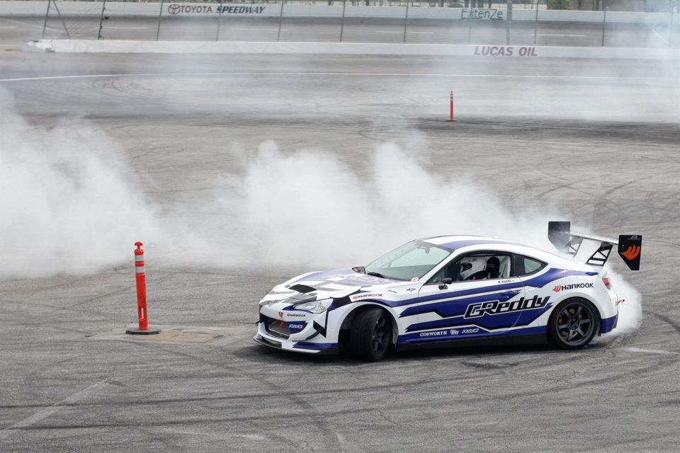 Scion greddy Racing FRS drift FD test 06