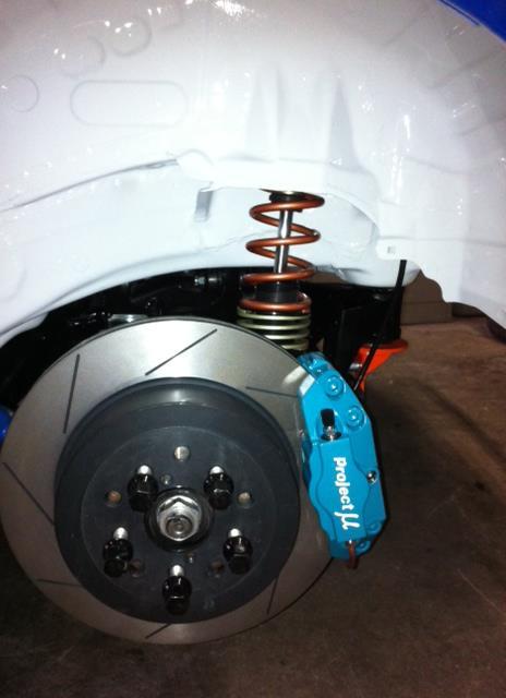 droop avo upgarage hibino toyota86 brakes coilovers