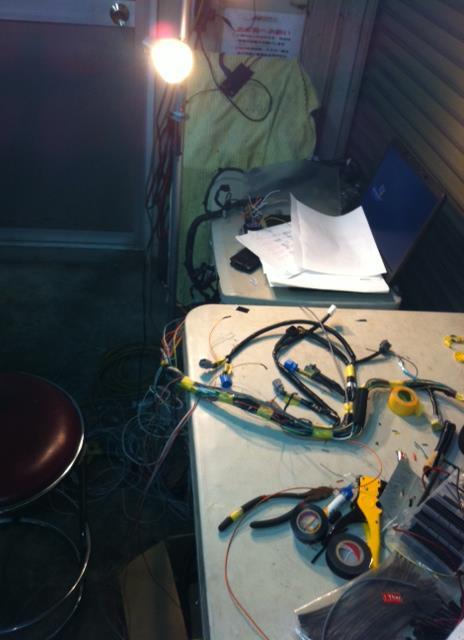 droop avo upgarage hibino toyota86 wiring