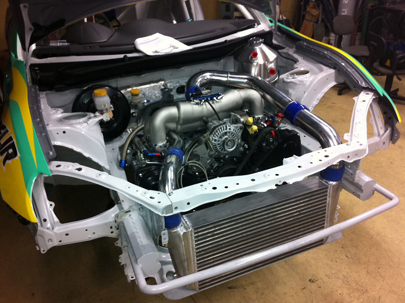 droop toyota86 ej25 cosworth d1gp build 007