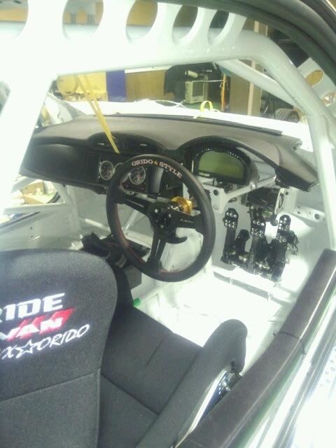 orido max manabu d1 toyota86 cockpit