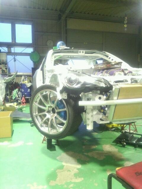 orido max manabu d1 toyota86 wheel