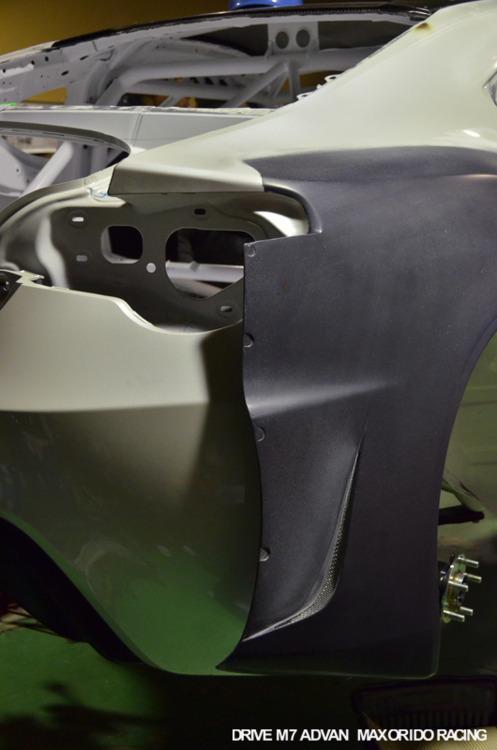 orido max manabu d1gp toyota 86 build 01 rear quarter bodykit