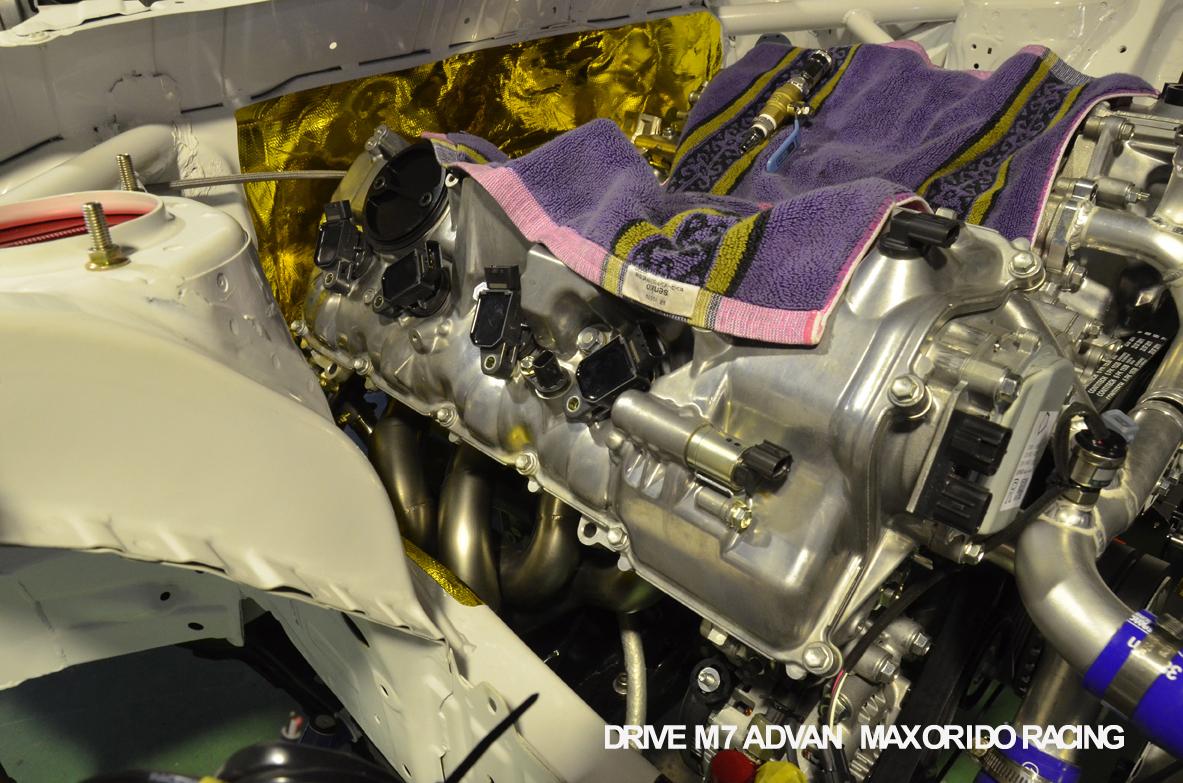 orido max manabu d1gp toyota 86 build 09 v8 engine