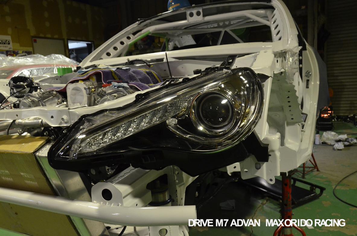 orido max manabu d1gp toyota 86 build 17headlights