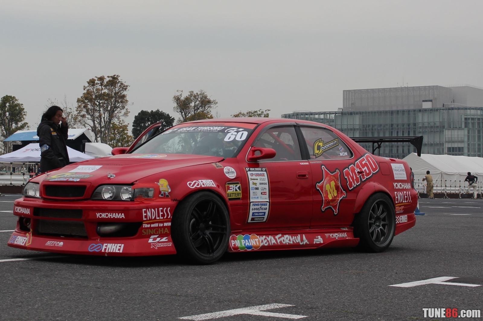 D1gp Odaiba tokyo drift 04