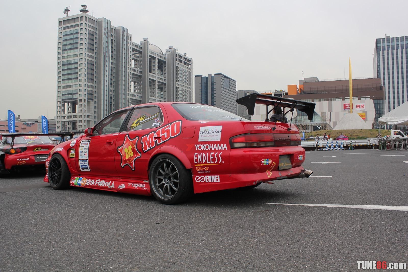 D1gp Odaiba tokyo drift 07