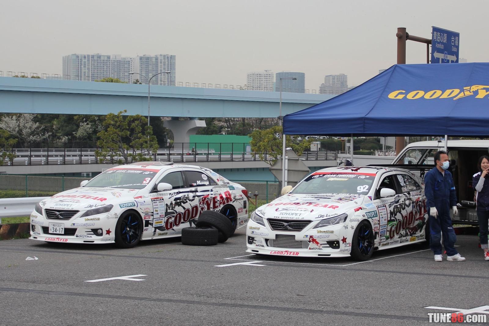D1gp Odaiba tokyo drift 08