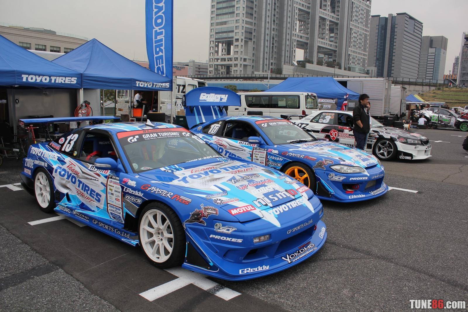 D1gp Odaiba tokyo drift 12