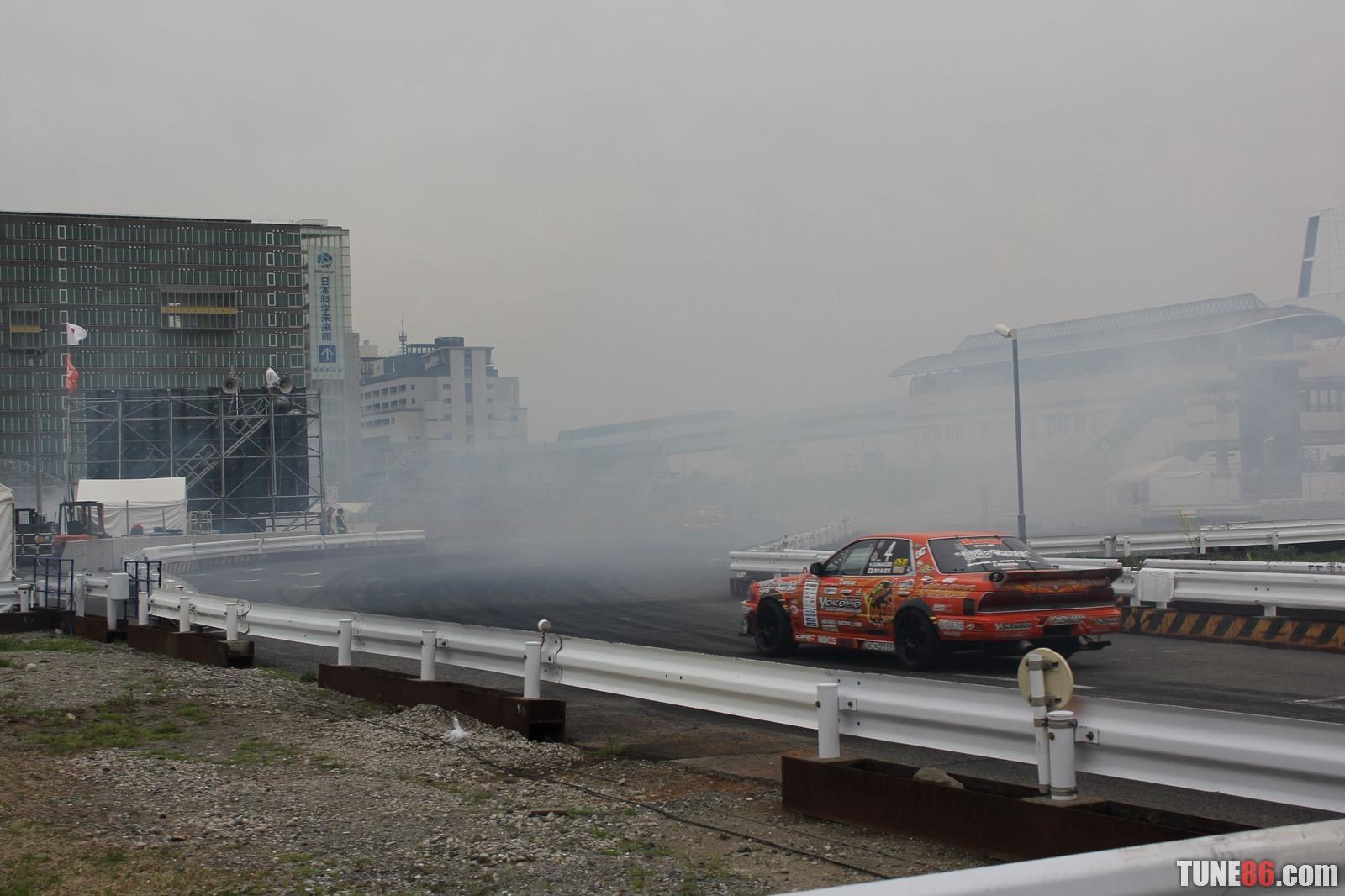D1gp Odaiba tokyo drift 15