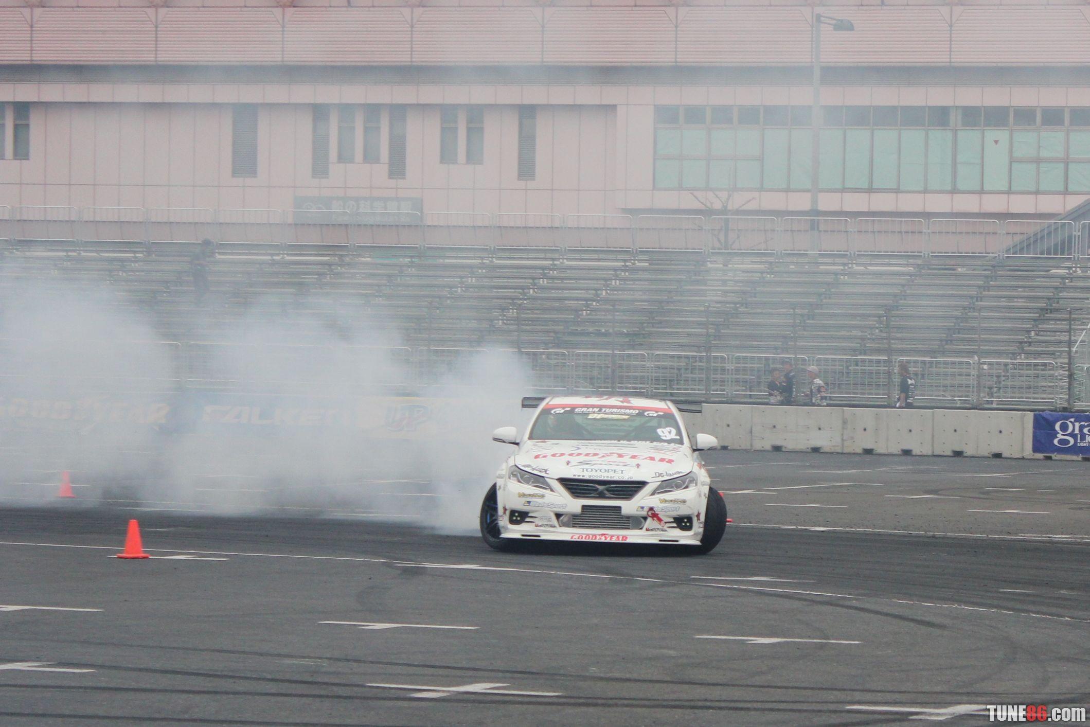 D1gp Odaiba tokyo drift 19