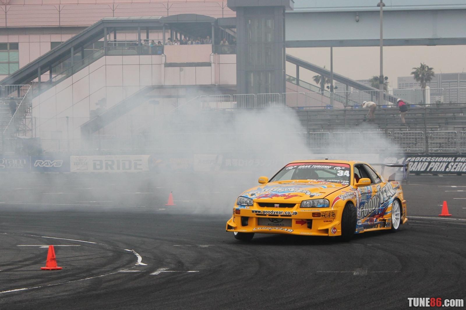 D1gp Odaiba tokyo drift 22