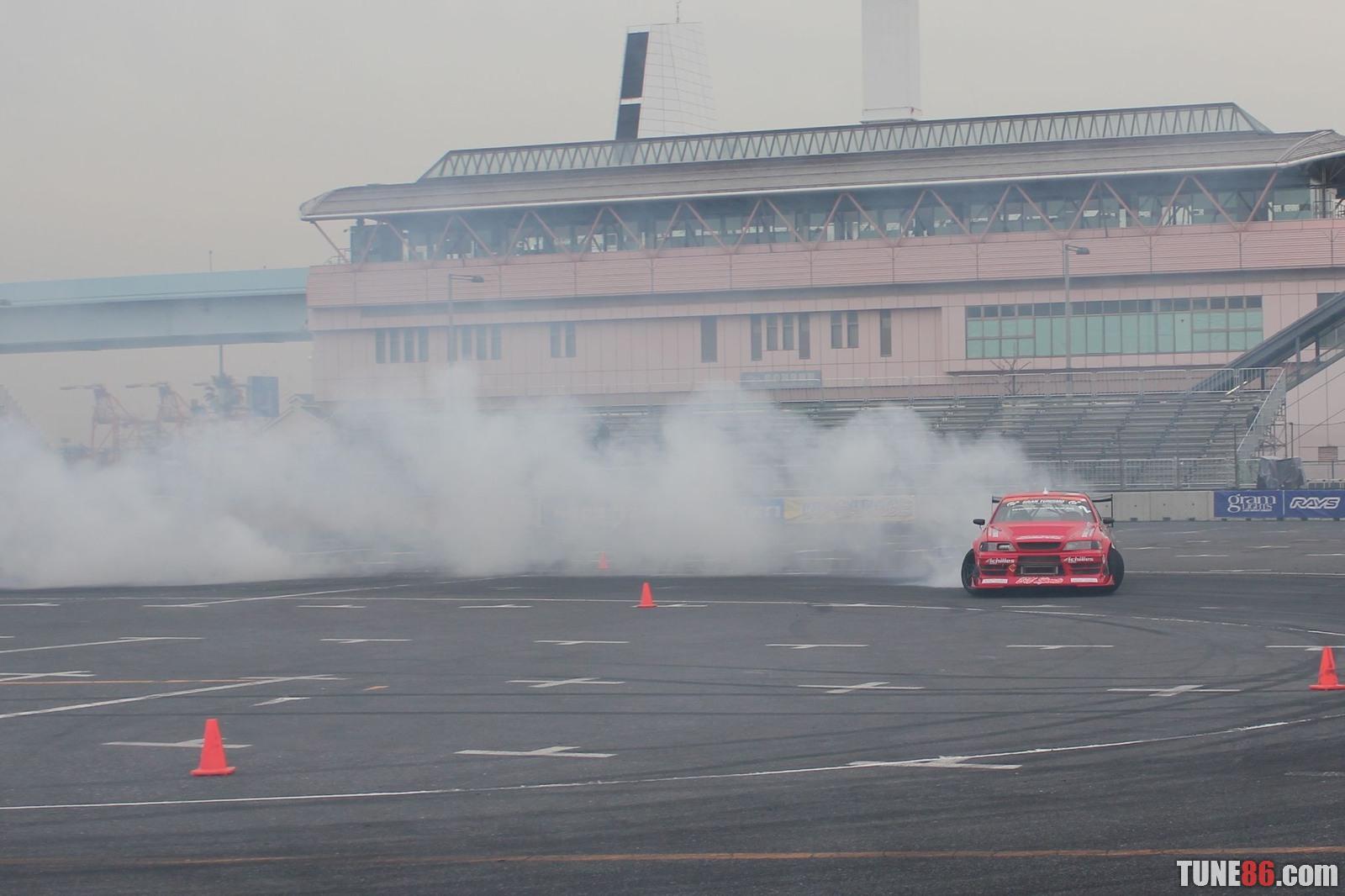 D1gp Odaiba tokyo drift 23