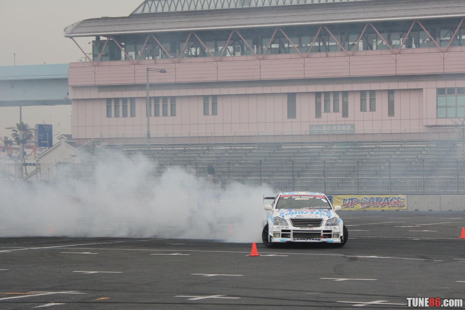 D1gp Odaiba tokyo drift 25