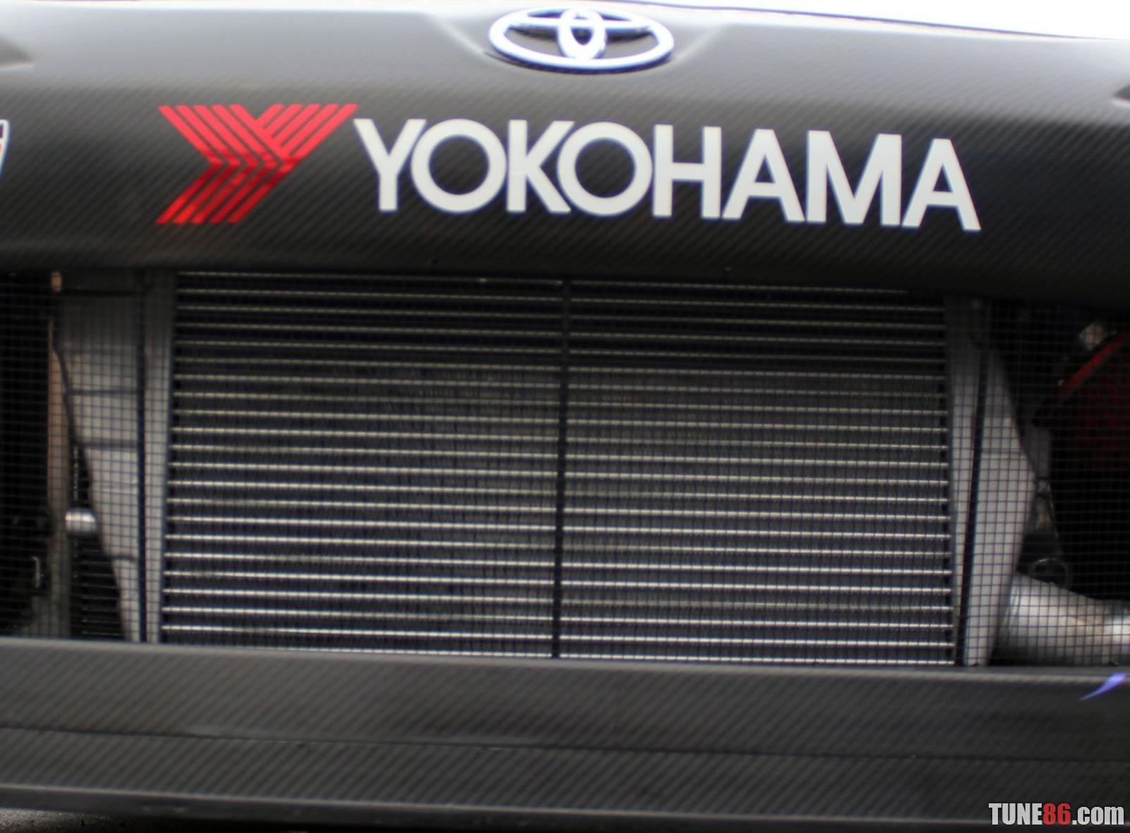 Toyota 86 d1gp Odaiba tokyo drift 08 HKS