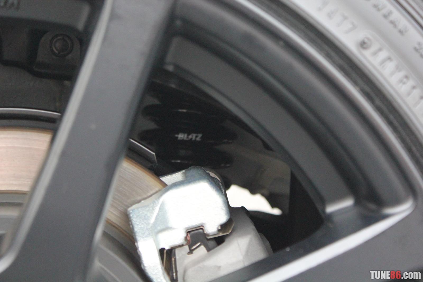 Toyota 86 d1gp Odaiba tokyo drift 30 Blitz