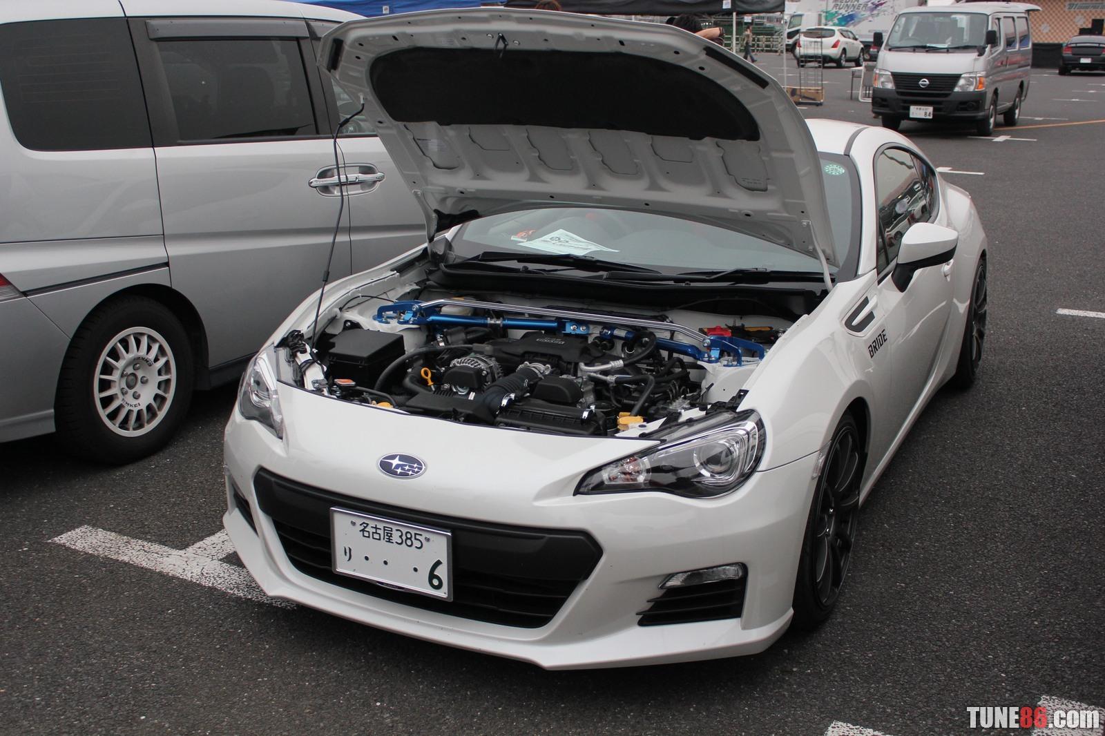 Toyota 86 d1gp Odaiba tokyo drift 40 Bride