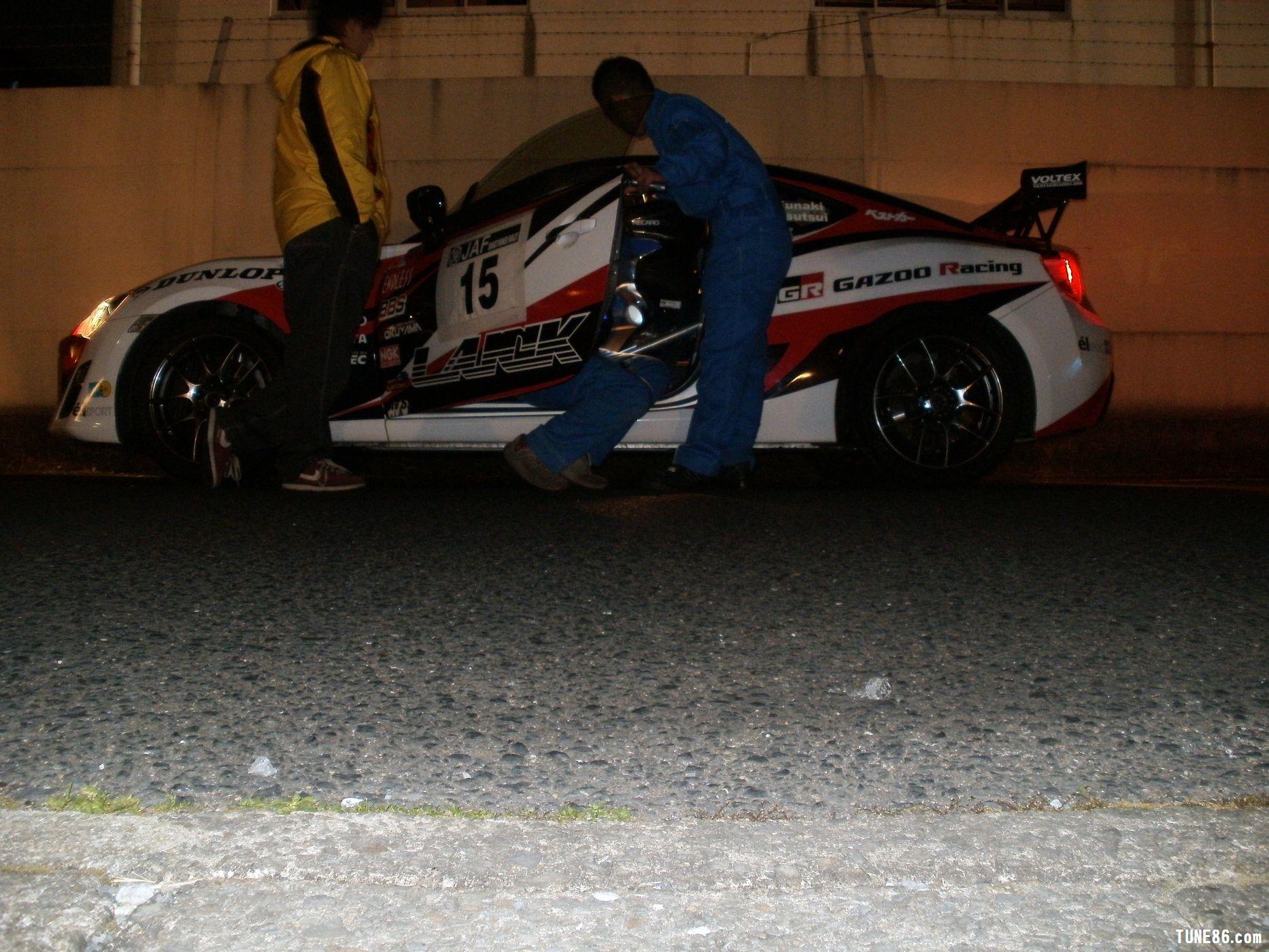 toyota 86 rally luck karatsu kyushu japan gazoo racing 39
