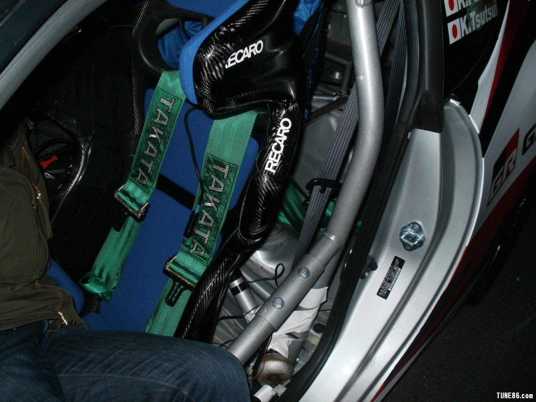 toyota 86 rally luck karatsu kyushu japan gazoo racing 43