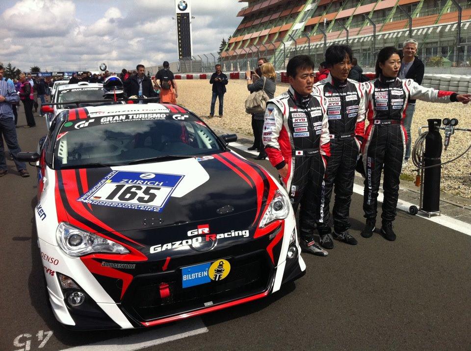 Toyota 86 Gazoo Racing N24 01