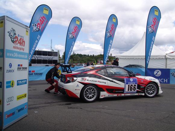Toyota 86 Gazoo Racing N24 02
