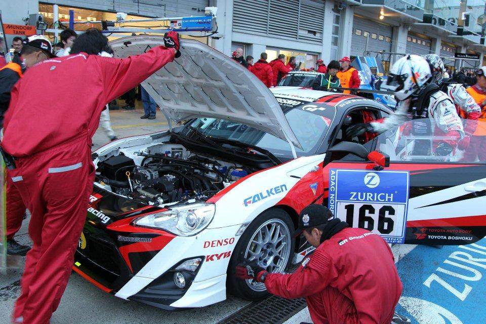 Toyota 86 Gazoo Racing N24 08