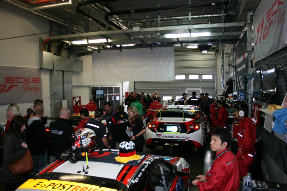 Toyota 86 Gazoo Racing N24 13