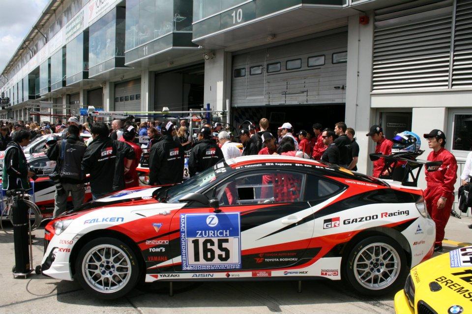 Toyota 86 Gazoo Racing N24 18