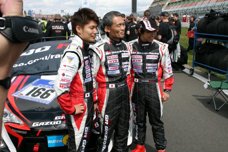 Toyota 86 Gazoo Racing N24 19