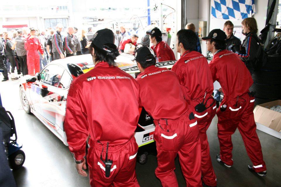 Toyota 86 Gazoo Racing N24 21