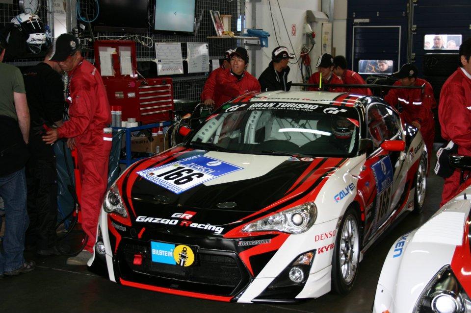Toyota 86 Gazoo Racing N24 22