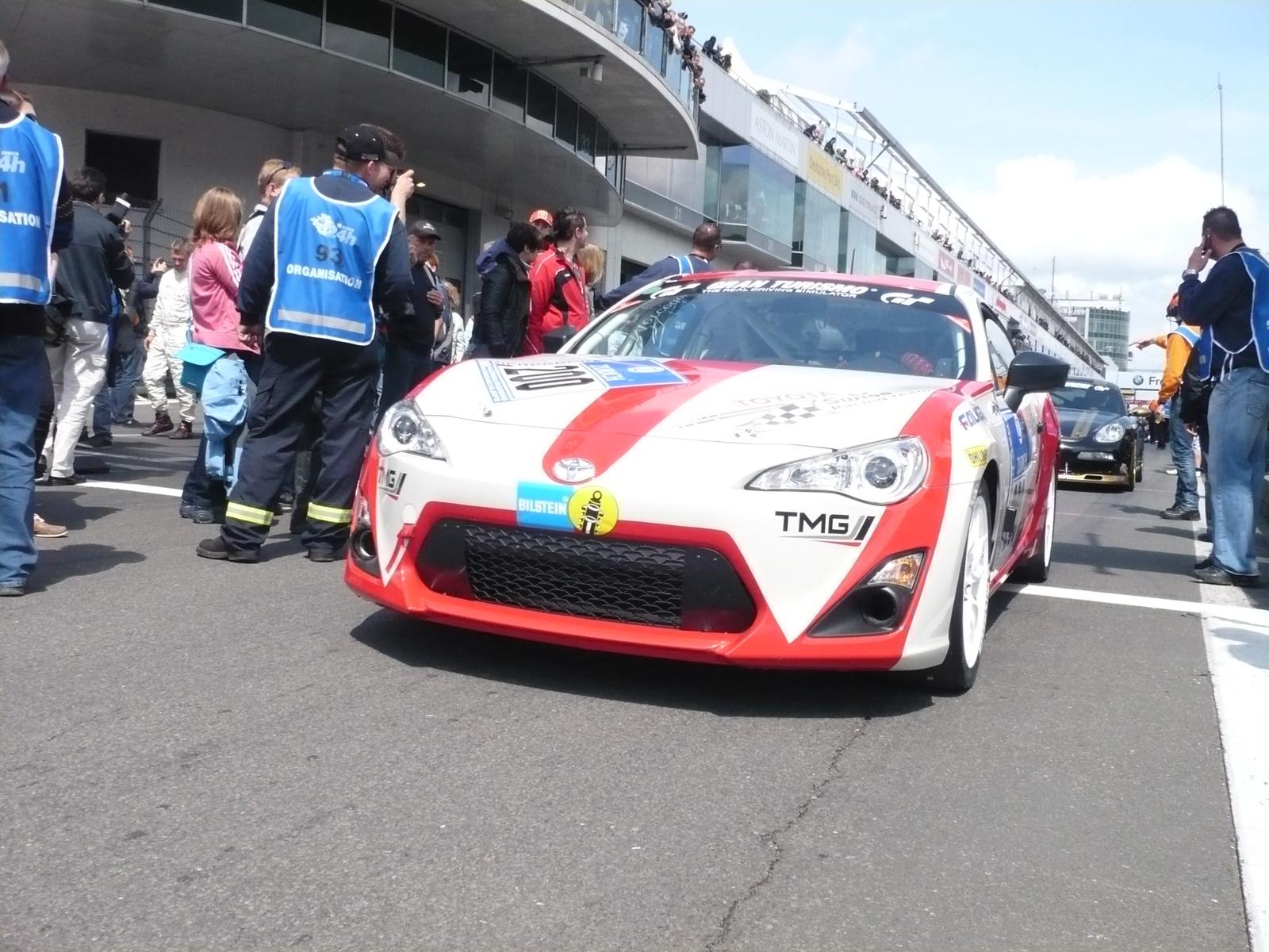 Toyota 86 swiss racing team gt86 200
