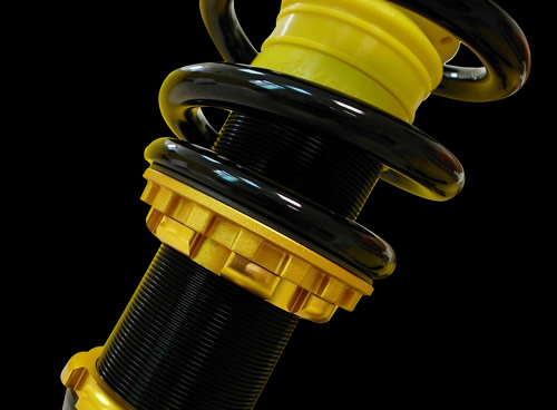yellowspeed coilovers adjustable spring seat