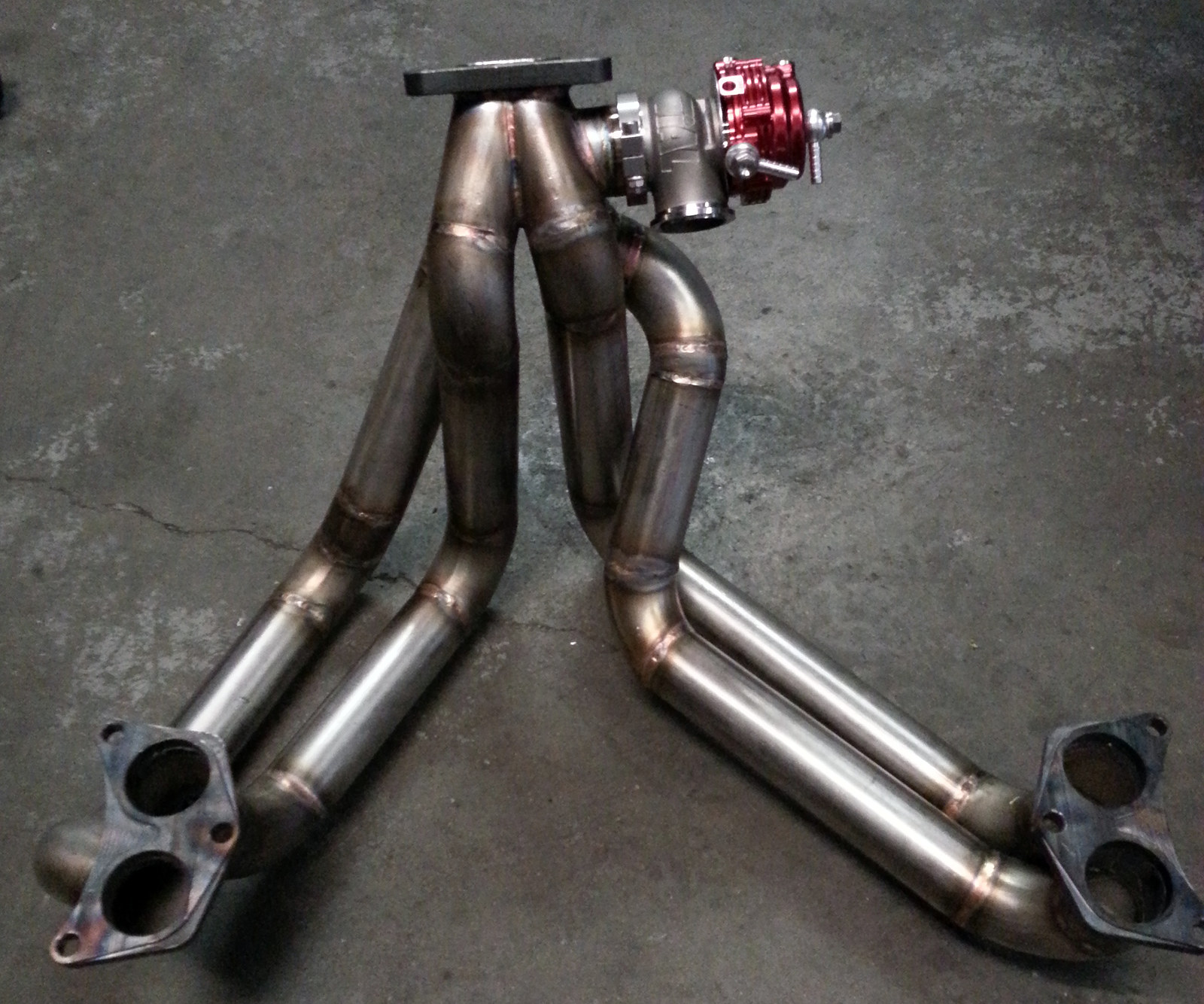 do boy scion frs 14 turbo manifold