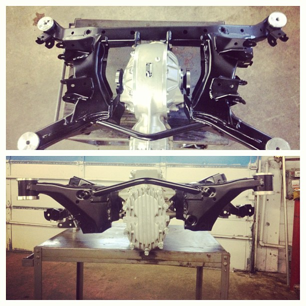 tony angelo scion frs formula drift differential