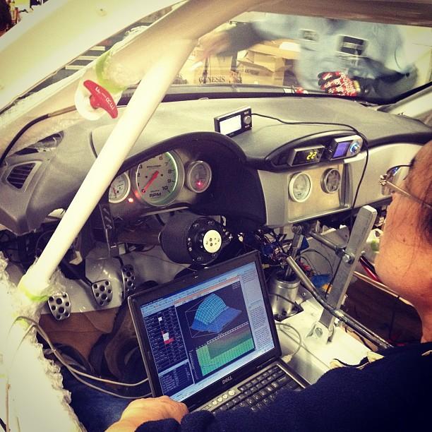 Toshiki Yoshioka Subaru BRZ build2