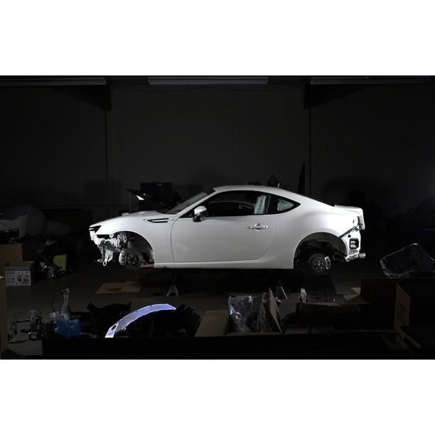 Toshiki Yoshioka Subaru BRZ build3