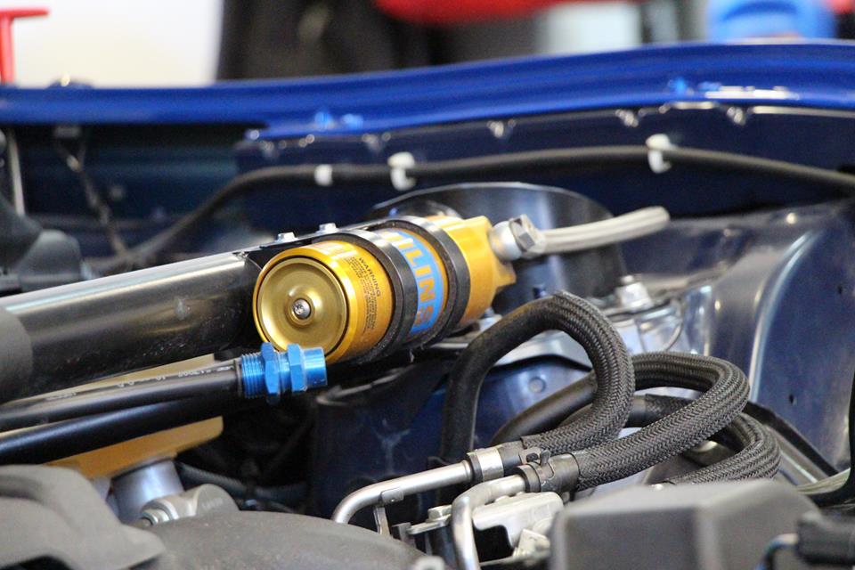 11 Horst Subaru BRZ ohlins dampers