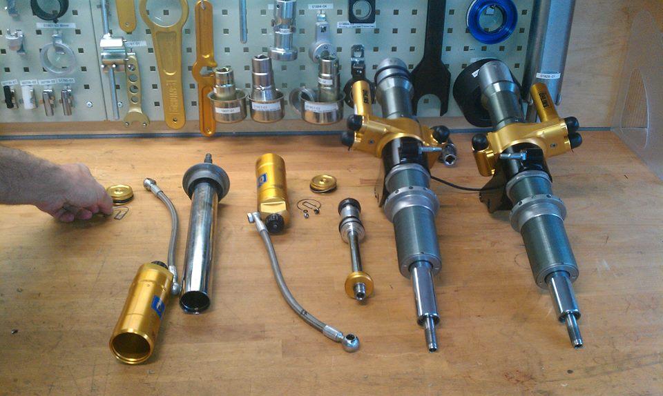 12 Horst Subaru BRZ ohlins suspension