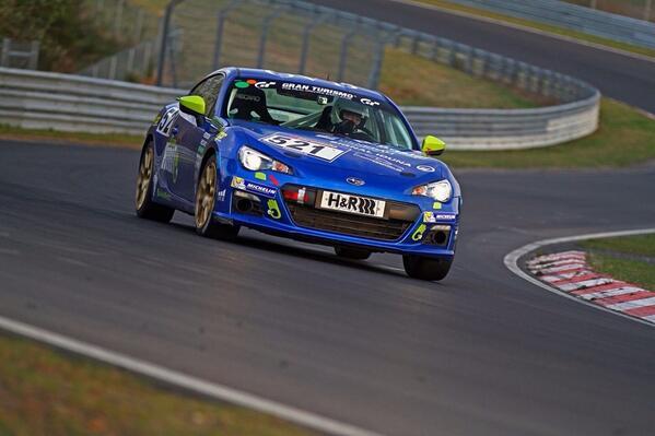 13 Horst Subaru BRZ n24h